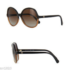 NEW CHANEL OVAL WOMEN GRADIENT POLARIZED CH5351 PLASTIC AUTHNTIC MADE IN ITALY