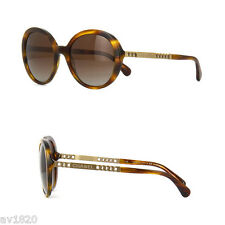 CHANEL ROUND WOMEN GRADIENT POLARIZED CH5353 PLASTIC AUTHNTIC MADE IN ITALY
