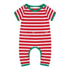 Baby Girls Boy Toddler Christmas Bodysuit  Xmas Romper Suit Outfits Clothes Set