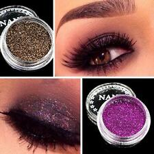 NANI Profession Makeup Loose Powder Glitter Eyeshadow Beauty Eye Shadow Pigment