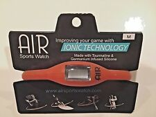 Air Sports Watch - Power Energy Balance Strength Flexibility - IONIC TECHNOLOGY