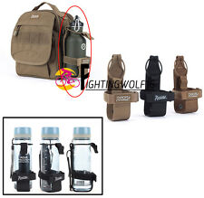 ROGISI Molle Canteen Cover Water Bottle Pouch Portable Camping Bottle Carrier