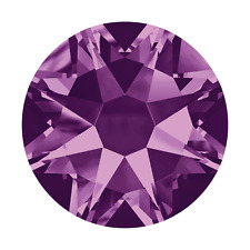 Swarovski Hot Fix Crystal -Amethyst