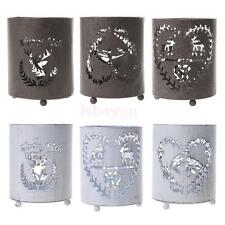 Wedding Table Decor Light Round Hanging Stand Tealight Candle Holder Candlestick