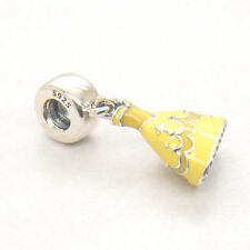 Genuine Authentic S925 Sterling Silver Belle Dress Charm Bead