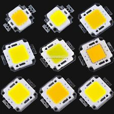 1/5/10pcs10W 20W 30W 50W 100W High Power Pure/Warm White LED Lamp SMD Chip FT