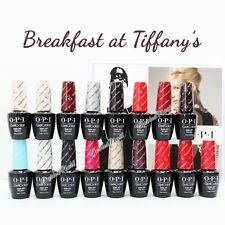 OPI Soak-Off GelColor Breakfast At Tiffany's 2016 Holiday Collection @PICK 1 Gel