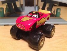 Disney Pixar Cars Toon Monster Truck Mater Deluxe #20 Frightening McMean - Loose