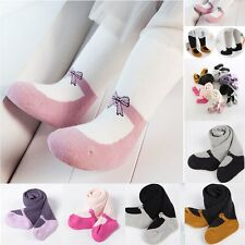 Baby Toddler Infant Kids Girl Winter Thick Warm Pantyhose Socks Stockings Tights