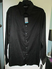 NWT Mens Button Front Dress Shirt by AXIST, Long Sleeves, Various colors & Sizes