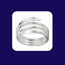 Wrap Ring Sterling Silver Wrap around ring
