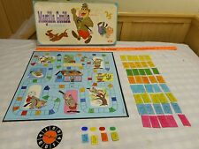Magilla Gorilla game by Ideal Toys in 1964..  with all the original play parts