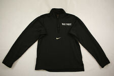 Nike Wake Forest Demon Deacons - Black Poly Pullover (Multiple Sizes) Used