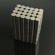 100/200Pcs/Lot Super Strong 4 x 1mm N50 Round Disc Neodymium Rare-Earth Magnets