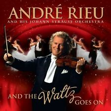 Andre Rieu & Strauss Orch - And the Waltz Goes On: CD & DVD Live In Vienna 2011