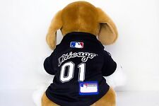 Chicago White Sox Dog Jersey MLB Baseball Officially Licensed Pet Product