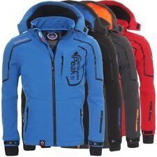 Canadian Peak by Geographical Norway Triyuga Men's Softshell Jacket Outdoor