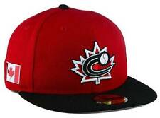 Official 2017 WBC Canada World Baseball Classic New Era 59FIFTY Fitted Hat