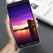 "6""  Smartphone 3G Unlocked Android 5.1 Dual SIM Quad Core Brand New Cell Phone"
