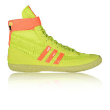 Adidas Combat Speed.4.a Mens Yellow Wrestling Sports Shoes Trainers Pumps