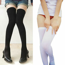 Women Ladies Warm Over The Knee Thigh High Girls Soft Socks Stockings Leggings