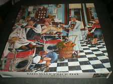 GIBSONS Kids Half Price Day Jigsaw 1000 Piece Jigsaw Puzzle - Complete