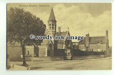 tp9759 - Sussex - Early View of the Catholic Church Worthing - postcard - Tuck's