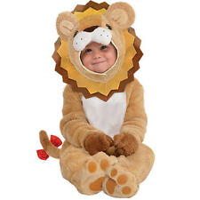 Baby Lion Fancy Dress Costume Cute Animal Kids Outfit 0-24 Months