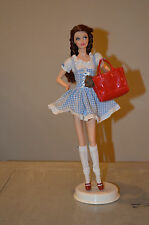 Barbie Collector Miss Dorothy Gale The Wizard of Oz Pink Label 2010 Mattel Doll