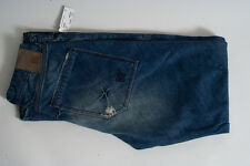 New With Tags Blue Blood BRAND DENIM JEANS BlasCutLtDestructedJean Size: 30-38