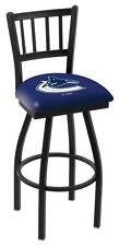 Vancouver Canucks Bar Stool with Swivel Seat
