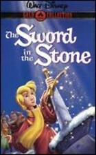 New Sealed Walt Disney VHS Video The Sword in the Stone Masterpiece Collection