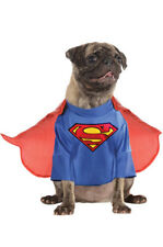 Brand New Superman Superhero Pet Dog Costume