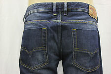"NWT DIESEL MENS ""ZATINY"" REGULAR- BOOTCUT  WASH:0074W  $198.00"