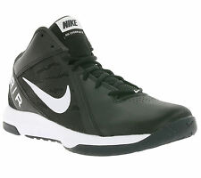 NEW NIKE The Air Overplay IX Shoes Men's Sneakers Baketball shoes Black