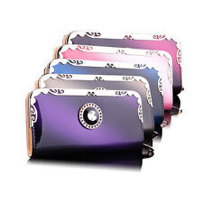 2016 Fashion PU Leather Clutch Purse Handbag Bag  Lady Long Card Holder Wallet