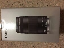 Canon EF 75-300mm f/4-5.6 III Lens for EOS Rebel Cameras