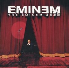 The Eminem Show [Clean] [Edited] by Eminem (CD, May-2002, Interscope (USA))