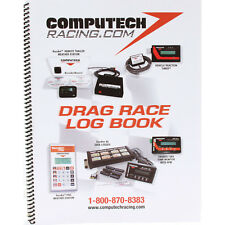 COMPUTECH SYSTEMS 3035 Drag Race Log Book