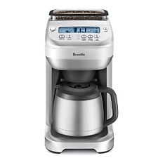Breville The YouBrew BDC600XL 12 Cups Coffee Maker - Silver