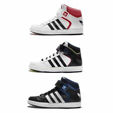adidas Originals Varial Mid Mens Cross Training Shoes Sneakers Pick 1