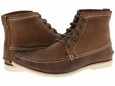 60% Off NEW Mens Genuine JOHN VARVATOS Clipper Clay High Top Boot  Retail $248