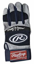 New Rawlings Workhorse 950 Batting Gloves - Navy - Adult