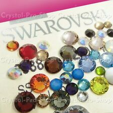 144 Genuine Swarovski ( NO Hotfix ) 10ss Crystal Rhinestone Assorted Colors ss10