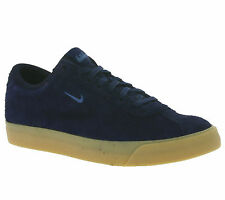 NEW NIKE Match Classic Suede Shoes Men's Sneakers Sneakers Blue Classic SALE