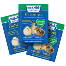 Sav-A-Chick Poultry Chicken Vitamins & Electrolytes Bird supplement