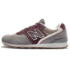 New Balance WR996GR D Wide Grey Red Women Running Shoes Sneakers WR996GRD