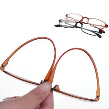 Flexible Reading Glasses Readers TR90 Spectacles +1.0 +1.5 +2.0 +2.5 Eyeglasses