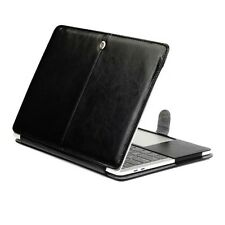 PU Leather Case Full Cover Protective Shell for Apple MacBook Pro 13-inch Hot