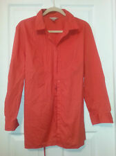 WHITE STAG WOMEN'S BUTTON DOWN SHIRT WITH TIE BACK SIZE XXL (20)    #B-3